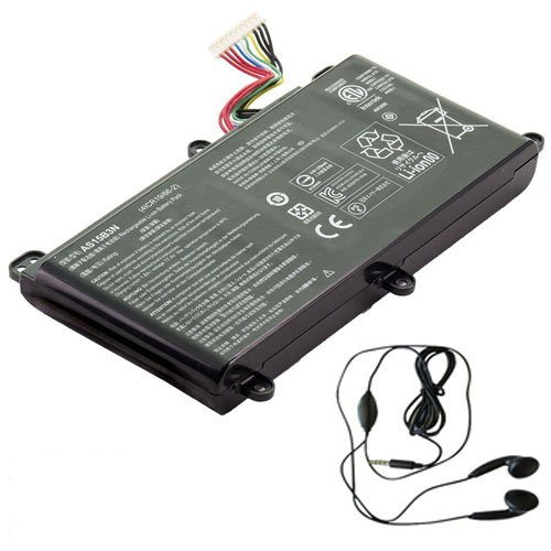 NP940X3M Includes Stereo Earphone NP940X5M-X01US NP940X5N amsahr AA-PBTN4LR-03 Replacement Battery for Samsung AA-PBTN4LR NP940X5M