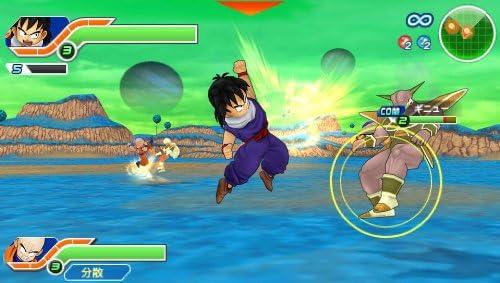 ドラゴンボール タッグバーサス PSP the Best