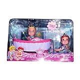 Disney Princess My First Little Princess Twinsies Sleeping Set ~ Ariel and Cinderella, Baby & Kids Zone