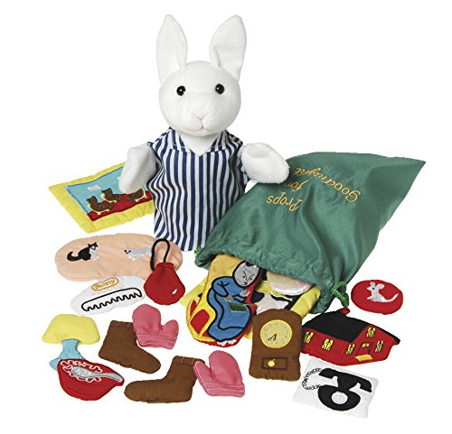 Goodnight Moon Puppet & Props Set for Children