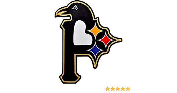 Pittsburgh 3 in 1 Logo Magnet 7