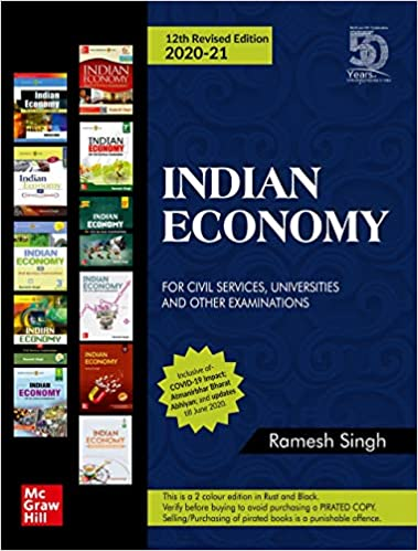 Indian Economy for Civil Services by RAMESH SINGH