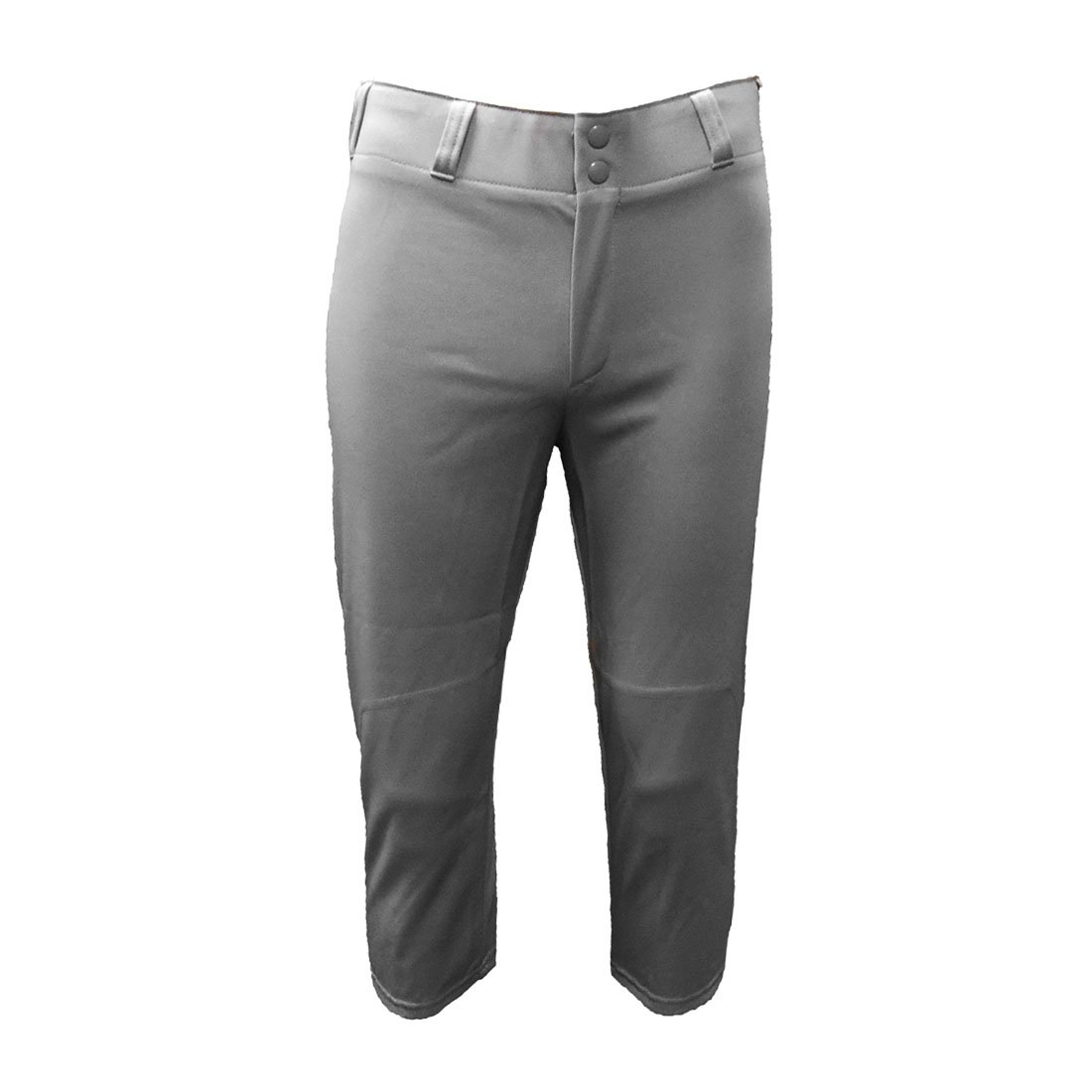 Majestic MLB Pro Style Youth Baseball Pants Grey)