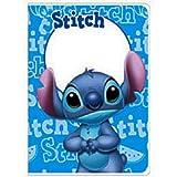 Stitch in Lilo Stitch Movie Alien Blue Passport Cover Holder ~ No more bent corners during travel
