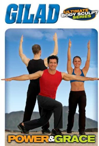 Gilad: Ultimate Body Sculpt DVD Series - Power and Grace