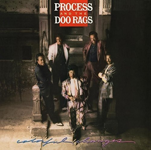 CD : Process & the Doo Rags - Colourful Changes (CD)