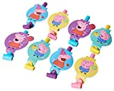 Peppa Pig Assorted Color Party Blowers