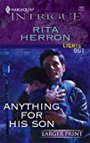 Anything for His Son, Rita Herron, 0373887809