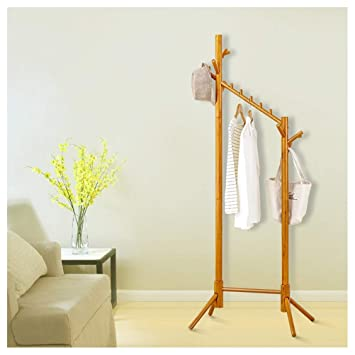 Amazon.com: Y.H.Valuable Coat Racks Simple Modern Coat Rack ...