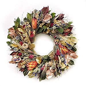 VanCortlandt Farms Handmade Autumn Beauty Wreath
