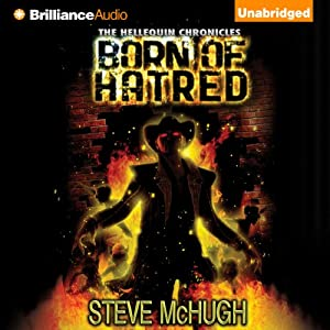 Born of Hatred Audiobook