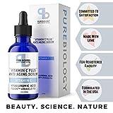 """Pure Biology """"C+"""" Vitamin C Serum (30%) with"""