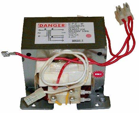 Recambioss Transformador Microondas - 220V 800W: Amazon.es ...