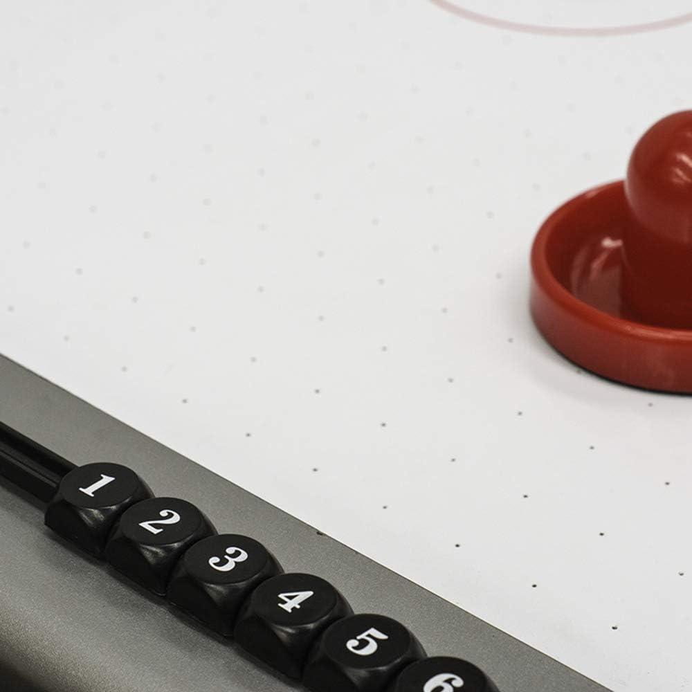 Devessport - Multijuego Giratorio (Billar + Airhockey) - Ideal para jugar con amigos - Medidas: 214 x 112 x 81 Cm: Amazon.es: Deportes y aire libre