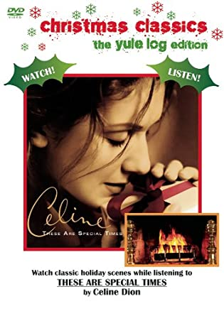 Amazon Com These Are Special Times Christmas Classics The Yule Edition Dion Celine Movies Tv
