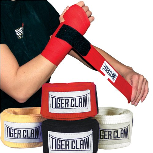 Hand Wraps – Tiger Claw Claw Professional 180