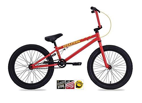 EASTERN LOWDOWN BMX BIKE 2017 BICYCLE RED