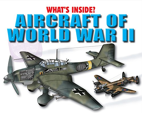 Used, Aircraft of World War II (What's Inside?) for sale  Delivered anywhere in USA