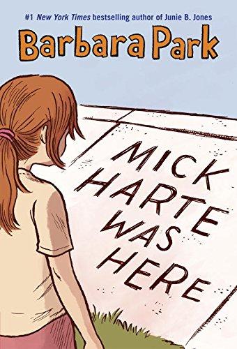 Mick Harte Was Here pdf epub download ebook