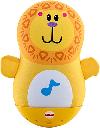 Fisher Price Bat Wobble Musical Lion