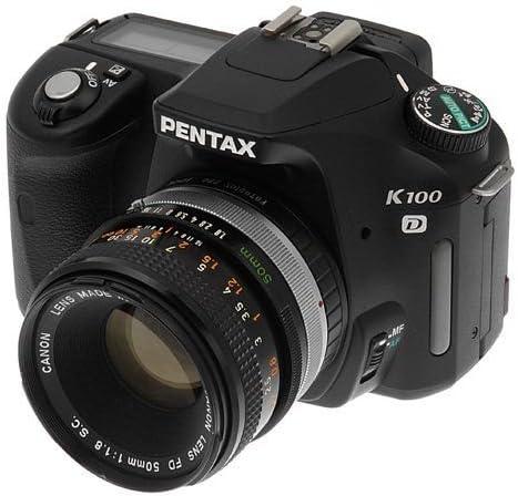 Fotodiox Pro adaptador para Canon FD, FL Lente para Pentax K (PK ...