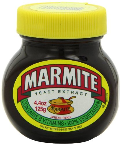Marmite Yeast Extract, 4.4 Ounce