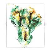 Society6 WILD AFRICA 88'' x 104'' Blanket