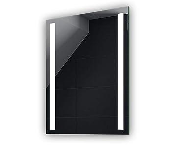 FORAM 50 x 70 cm Batterien Versorgt Design Badspiegel mit LED ...