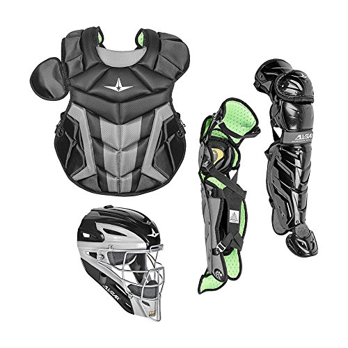 All-Star System7 Axis CK1216S7X Intermediate Catchers Gear Set (Black)