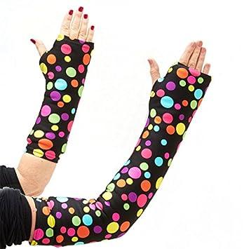 """4b25ea1e5aca3b CastCoverz! Designer Arm Cast Cover - Lots Of Dots - Small Short: 7"""""""