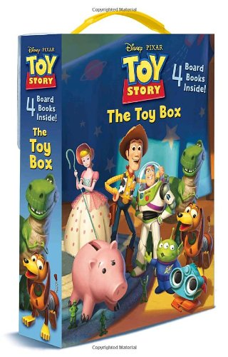 Toy Story The Toy Box Board Bo...