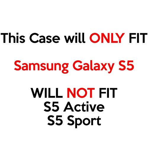Mobiflare Samsung Galaxy S5 Pokemon Ball Slim Guard Protect Artistry Design Case