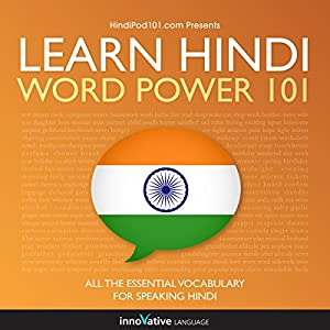 Learn Hindi - Word Power 101 Speech