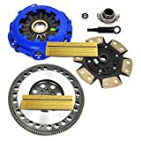 05 wrx flywheel - EFT STAGE 3 CLUTCH KIT+CHROMOLY FLYWHEEL for 02-05 SUBARU IMPREZA WRX EJ205 5-SPD
