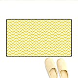 Bath Mat Chevron Abstract Zig Zag Pattern Striped Cool Geometric...