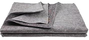 10 x Umzugsdecken 150 x 200 cm Möbeldecken Lagerdecken Umzug Packdecken