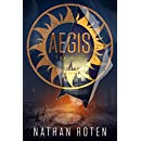 AEGIS: The Rift (Book 2 of the Children's Urban Fantasy Action Series) (AEGIS Series)