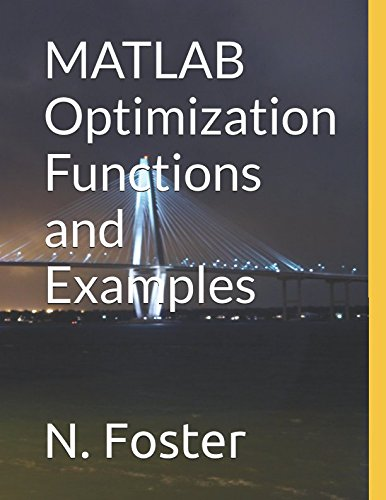 MATLAB Optimization Functions and Examples: N  Foster