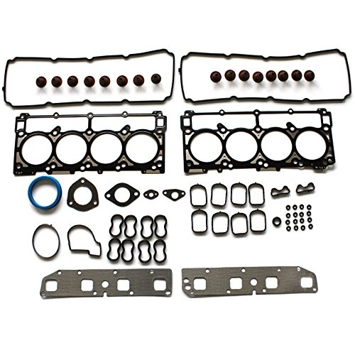 ECCPP Replacement for Head Gasket Set for 03-08 Jeep Commander Dodge Ram 3500 Chrysler 5.7L Engine Valve Covers Gaskets Kit