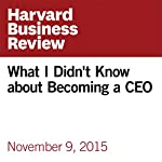 What I Didn't Know about Becoming a CEO | Karen Firestone