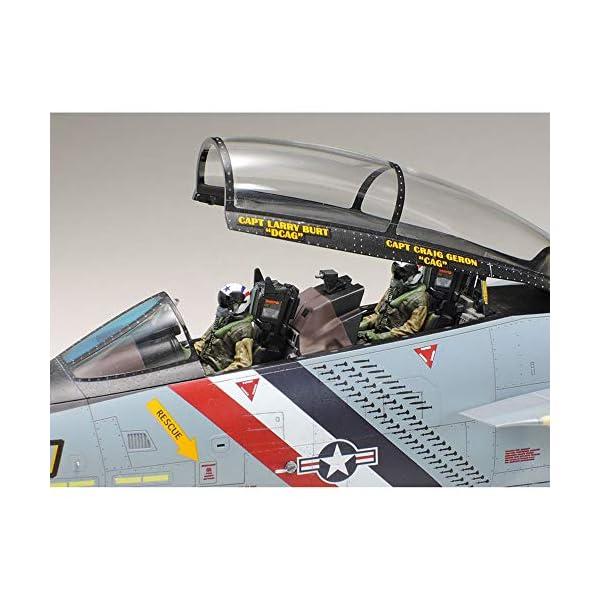 TAMIYA America, Inc 1/48 Grumman F-14D Tomcat, TAM61118 5