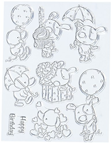 "Penny Black 30-336 Buddy & Duck 5 x 7"" Clear Stamps"
