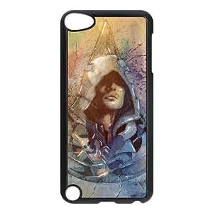 Assassins Creed Black Flag iPod TouchCase Black Fantistics gift A_094661