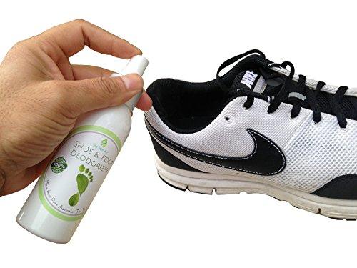 Shoe Foot Deodorizer Tea Tree