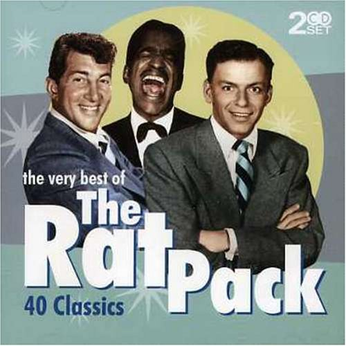 The Very Best of The Rat Pack - Mastersong Cd