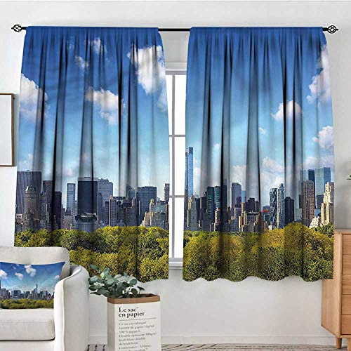- RenteriaDecor City,Modern Kids Curtain Central Park Midtown NYC 104