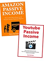 Who Else Wants to Create a New Source of Passive Income?!Learn 2 Business Ideas to Help You Go from Hating Your Day Job to Loving Your Business!Inside you'll discover:AMAZON PASSIVE INCOME- How to find the best products to promote via your we...