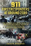 img - for 911 First Responders at Ground Zero: (Back and White Photos) book / textbook / text book