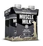 Muscle Milk Pro Series Protein Shake, Intense Vanilla, 4 Count