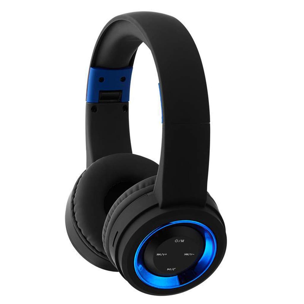 ❤SU&YU❤Wireless Headphones Bluetooth Headset Noise Cancelling Over Ear with Microphone